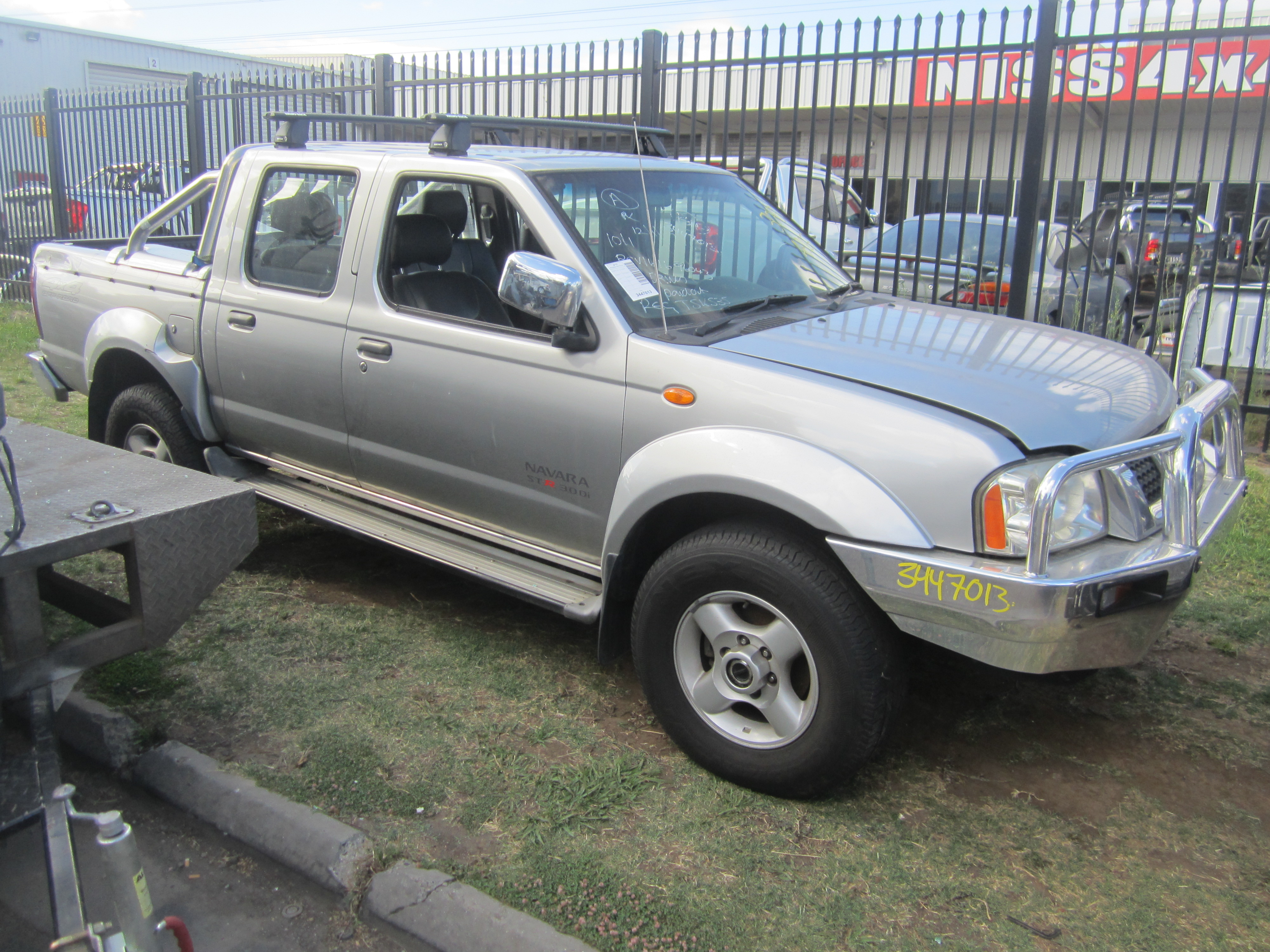 nissan navara d22 zd30 diesel 2005 wrecking. Black Bedroom Furniture Sets. Home Design Ideas