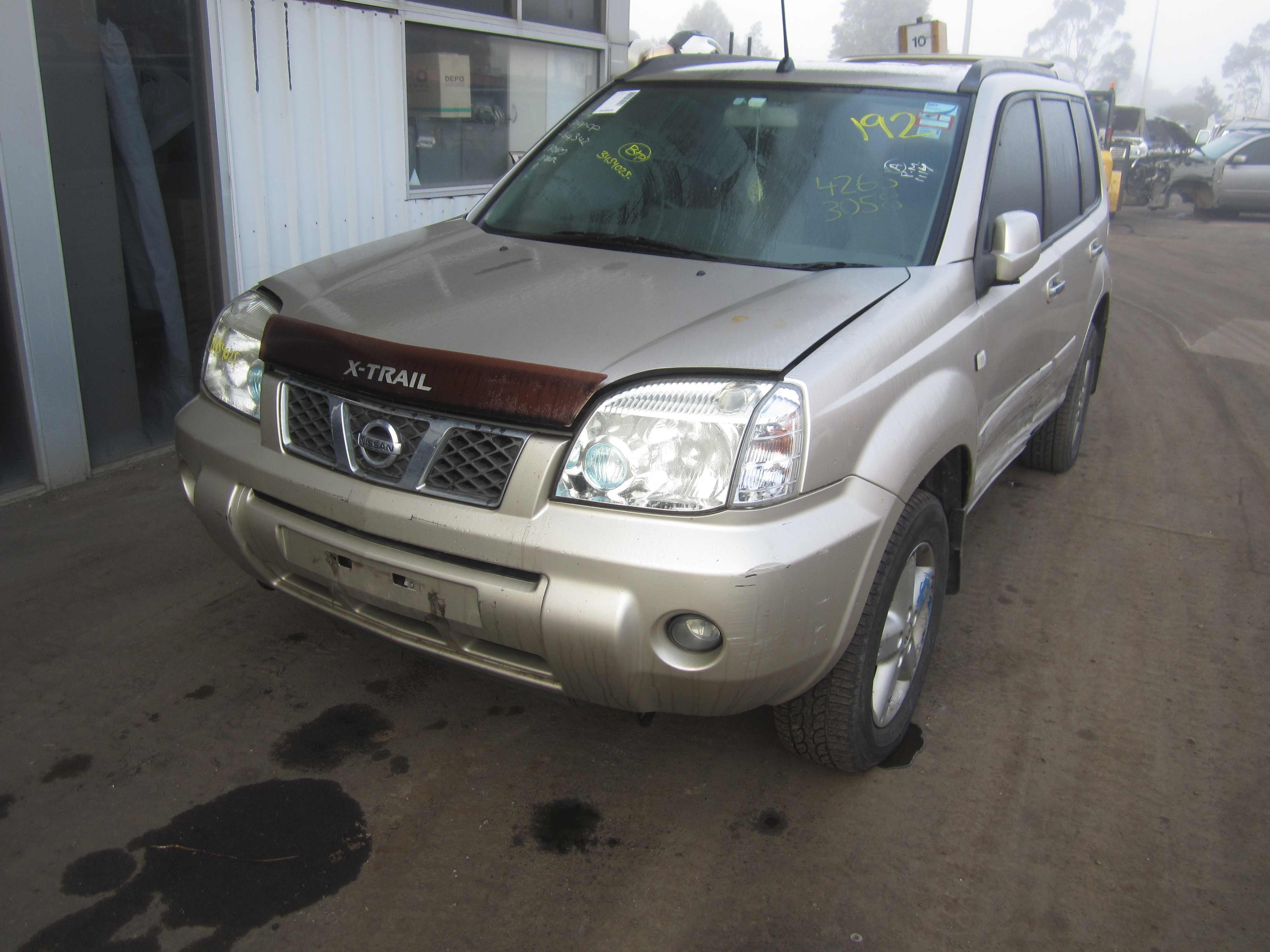 nissan x trail t30 qr25 petrol 2004 wrecking. Black Bedroom Furniture Sets. Home Design Ideas