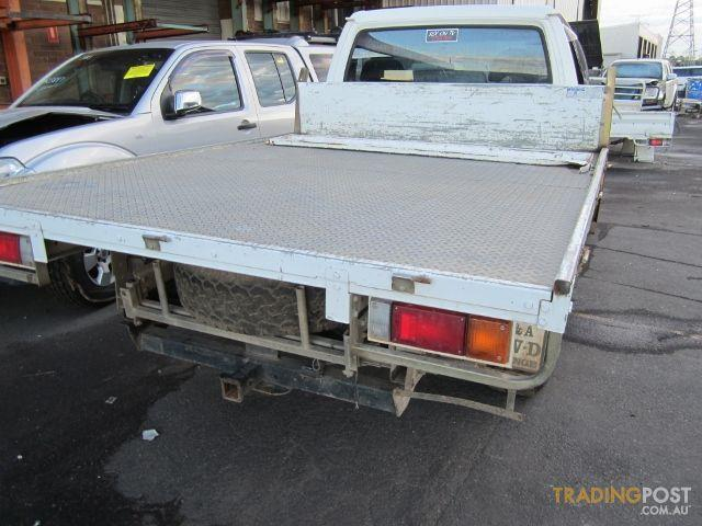nissan patrol gu ute td42 wrecking all parts. Black Bedroom Furniture Sets. Home Design Ideas