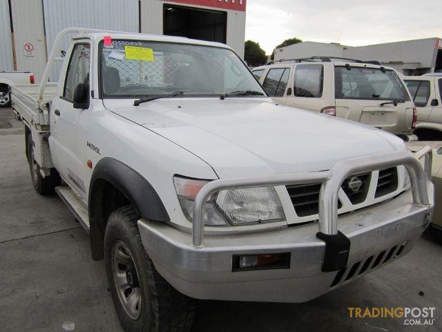 Nissan Patrol Ute Td42 2001