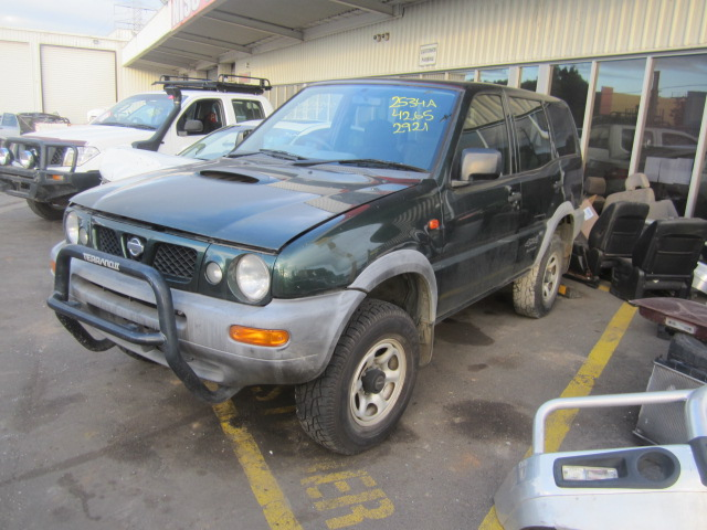 nissan terrano parts shipped anywhere in australia niss4x4 autospares rh niss4x4 com au service manual nissan terrano 2 manual nissan terrano 2 pdf