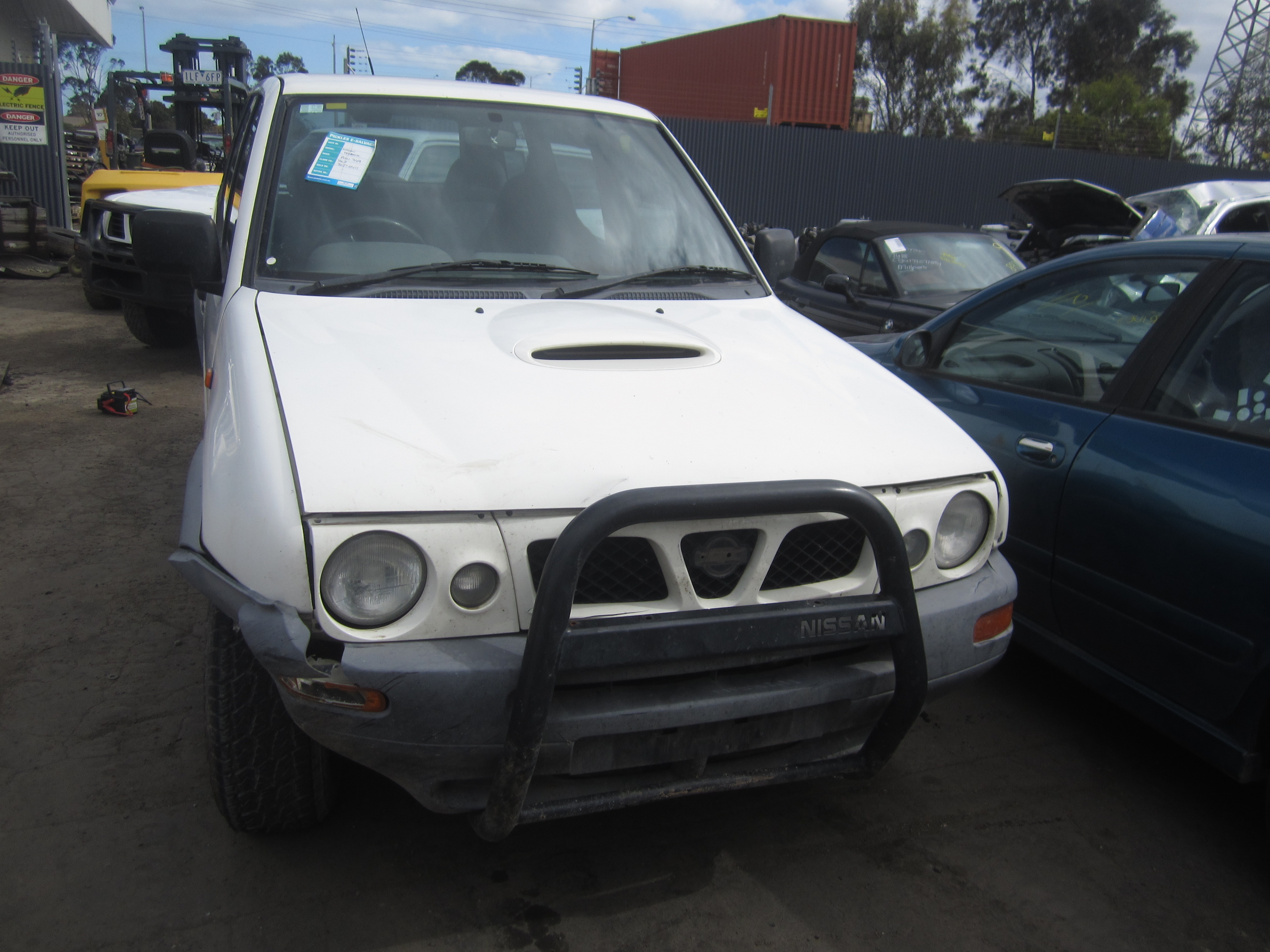 Nissan Terrano Parts Shipped Anywhere In Australia Niss4x4 Autospares 1997 Pathfinder Ignition Switch Wiring 1991 2 R20 Td27 Turbo Diesel 1999 Wrecking