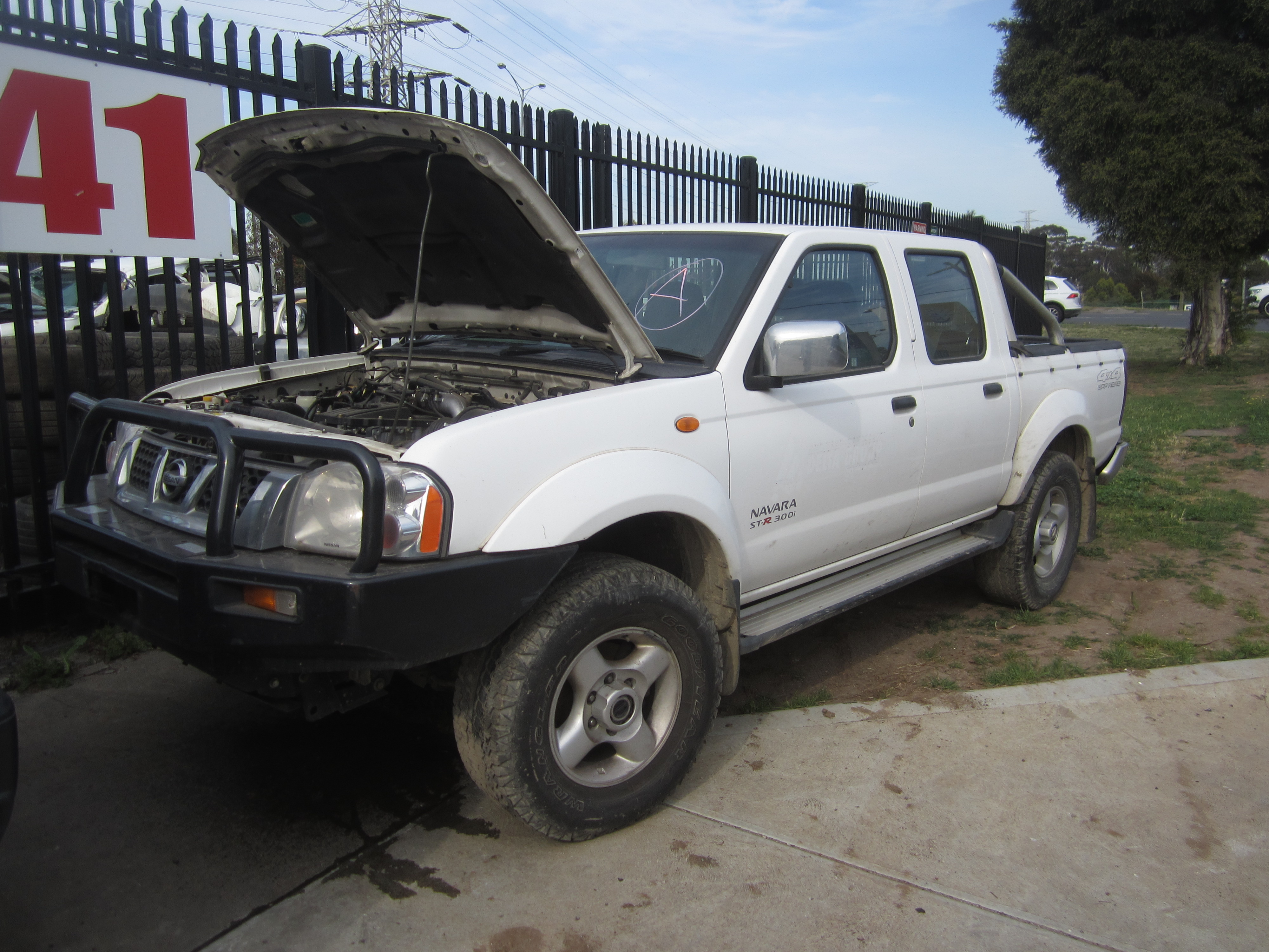 nissan navara d22 zd30 turbo diesel 2005 wrecking. Black Bedroom Furniture Sets. Home Design Ideas