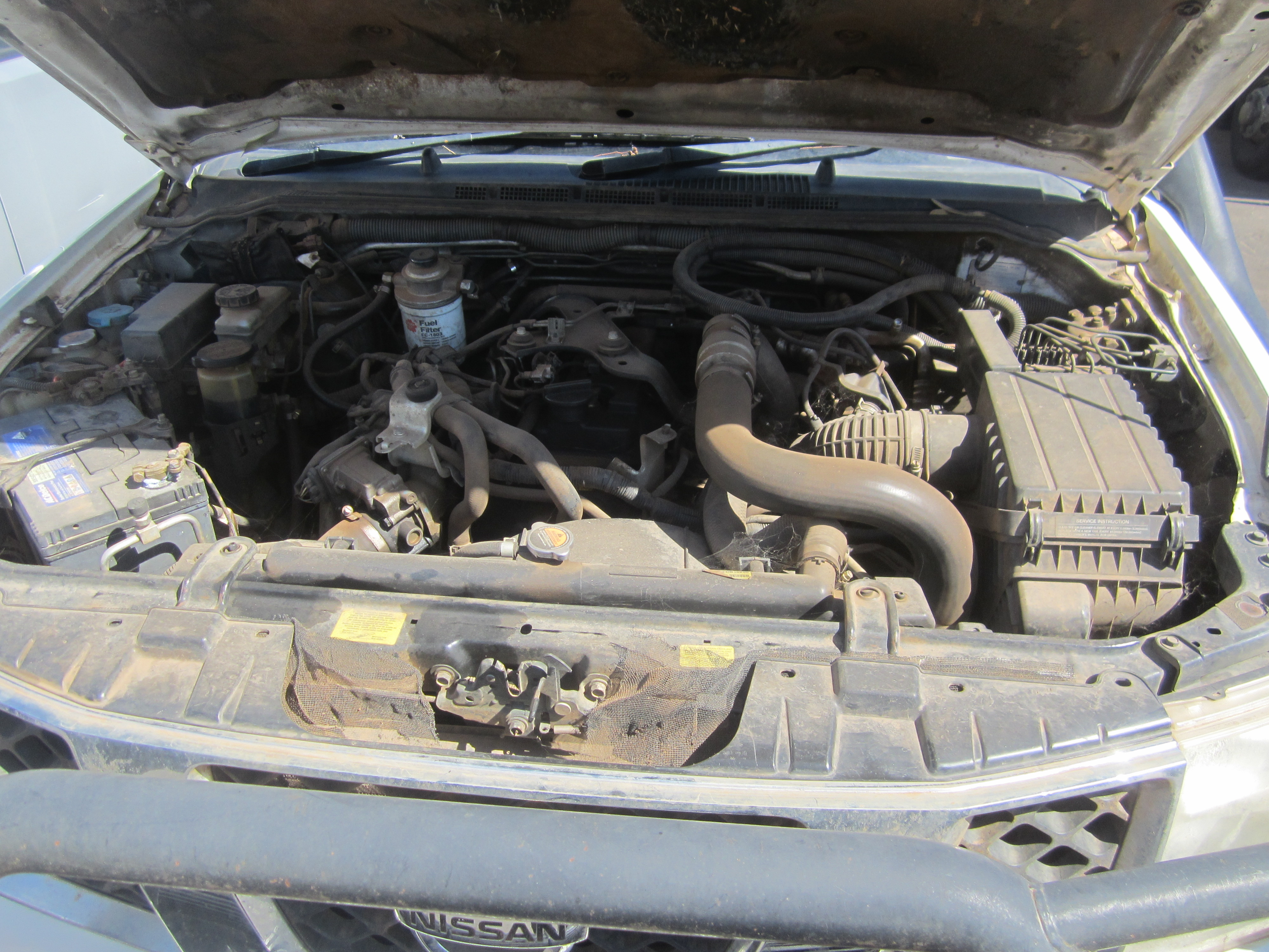New Post Archives Page 20 Of 76 Nissan Navara Fuel Filters Mnt Thai Rx Yd25 Diesel 2010 Wrecking