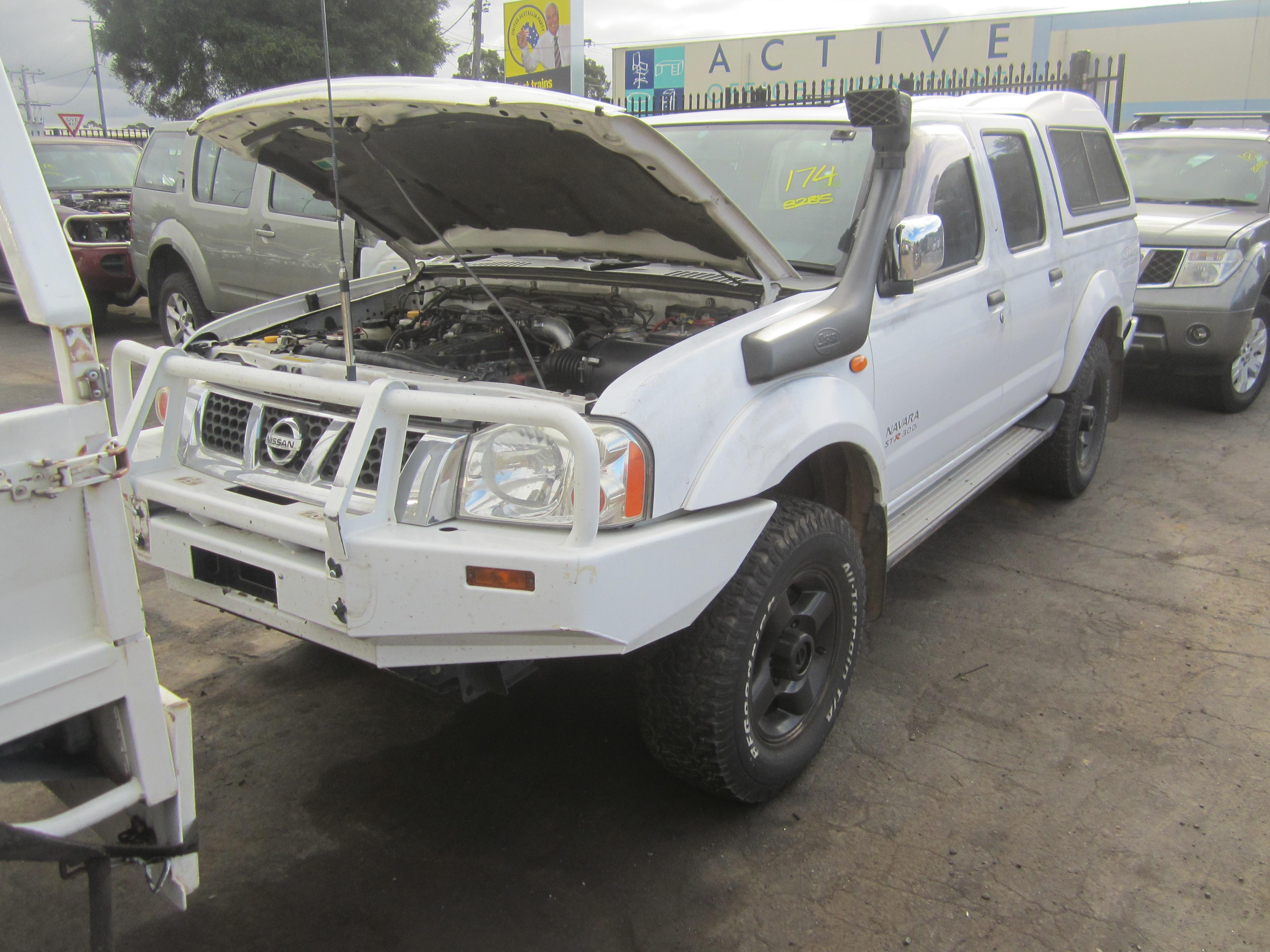 Nissan Navara D21 D22 Wreckers Melbourne Nissan Spare Parts