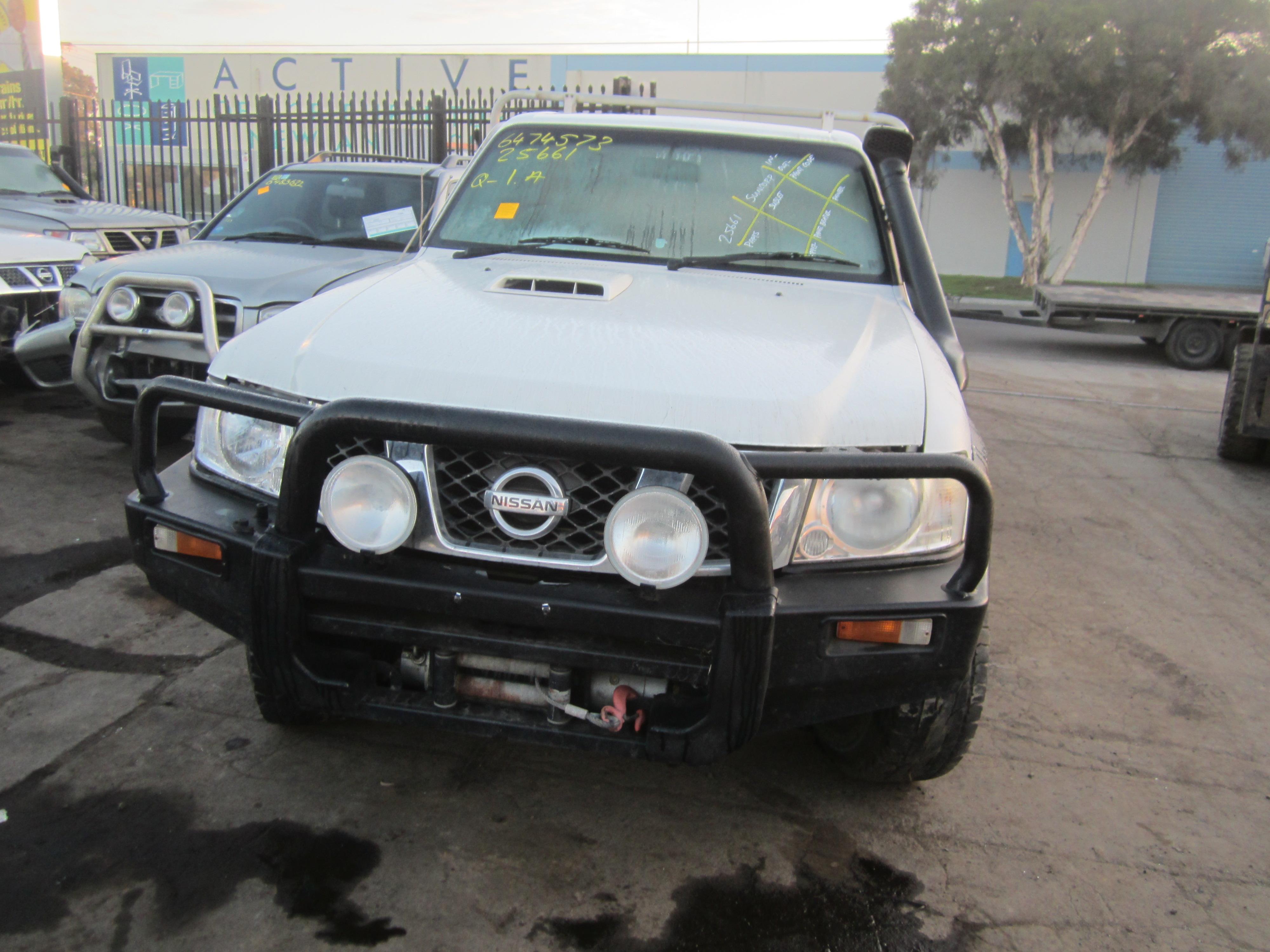 Nissan Patrol Parts Online | Buy Nissan Patrol Spare Parts Online