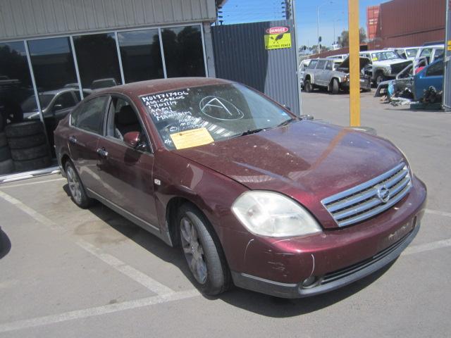 Nissan Maxima 2004 J31